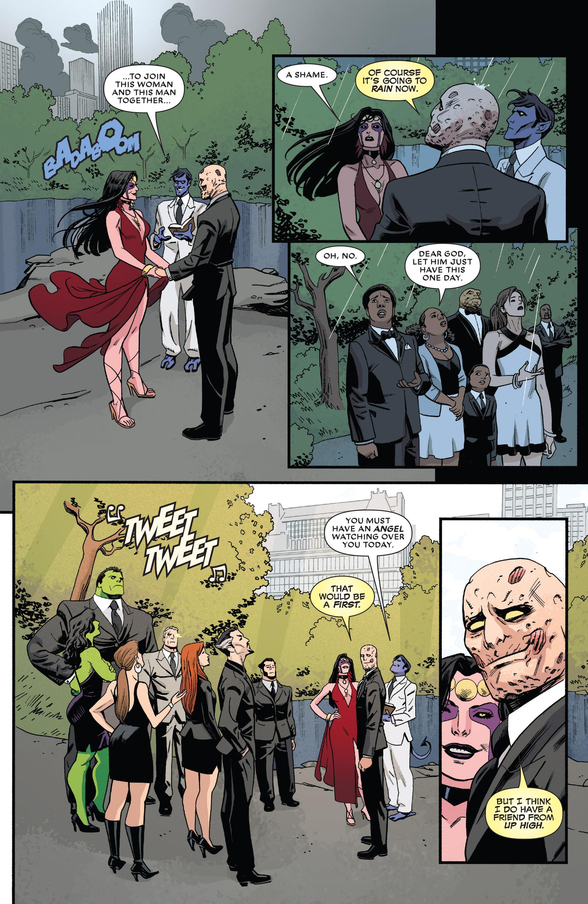 Read online True Believers: The Wedding of Deadpool comic -  Issue # Full - 15