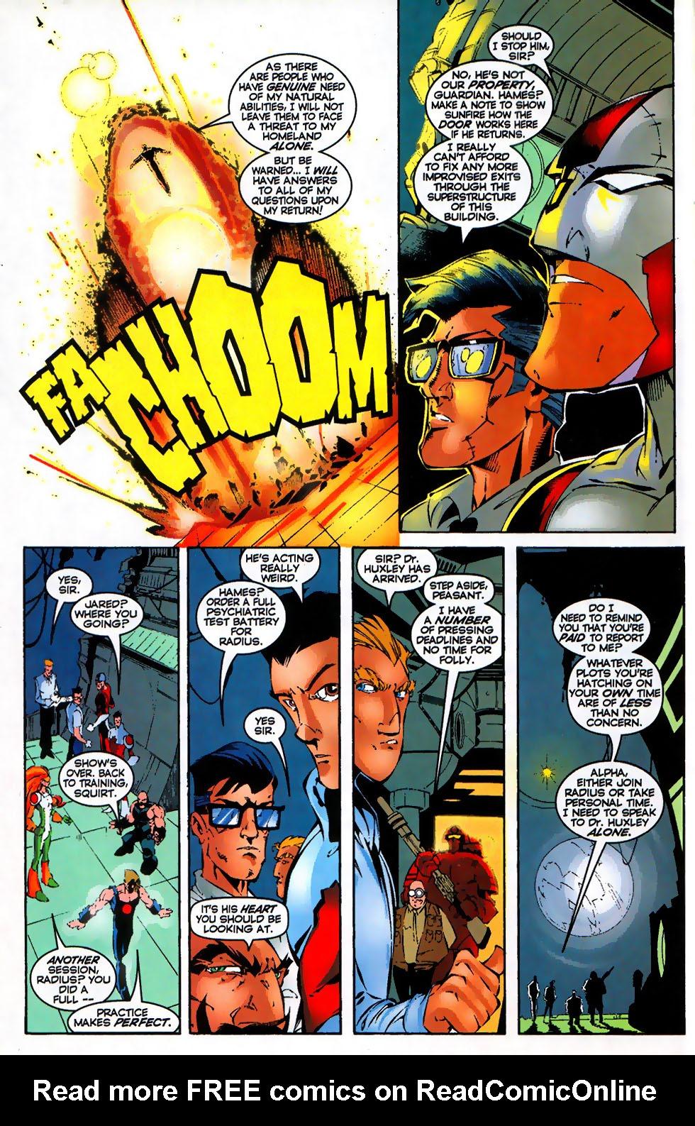 Read online Alpha Flight (1997) comic -  Issue #17 - 9