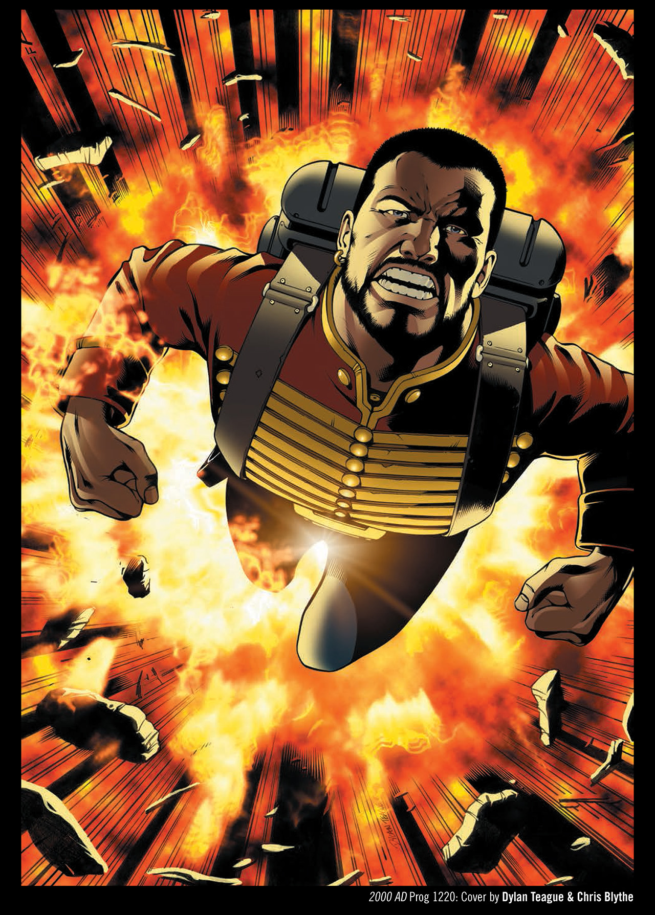 Read online Nikolai Dante comic -  Issue # TPB 4 - 156