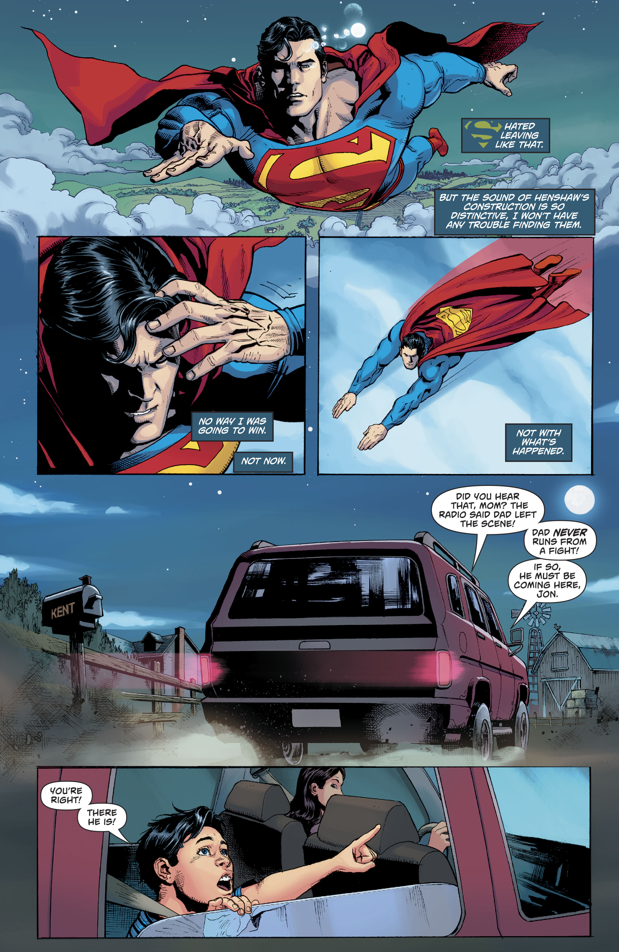 Read online Action Comics (2016) comic -  Issue #981 - 20