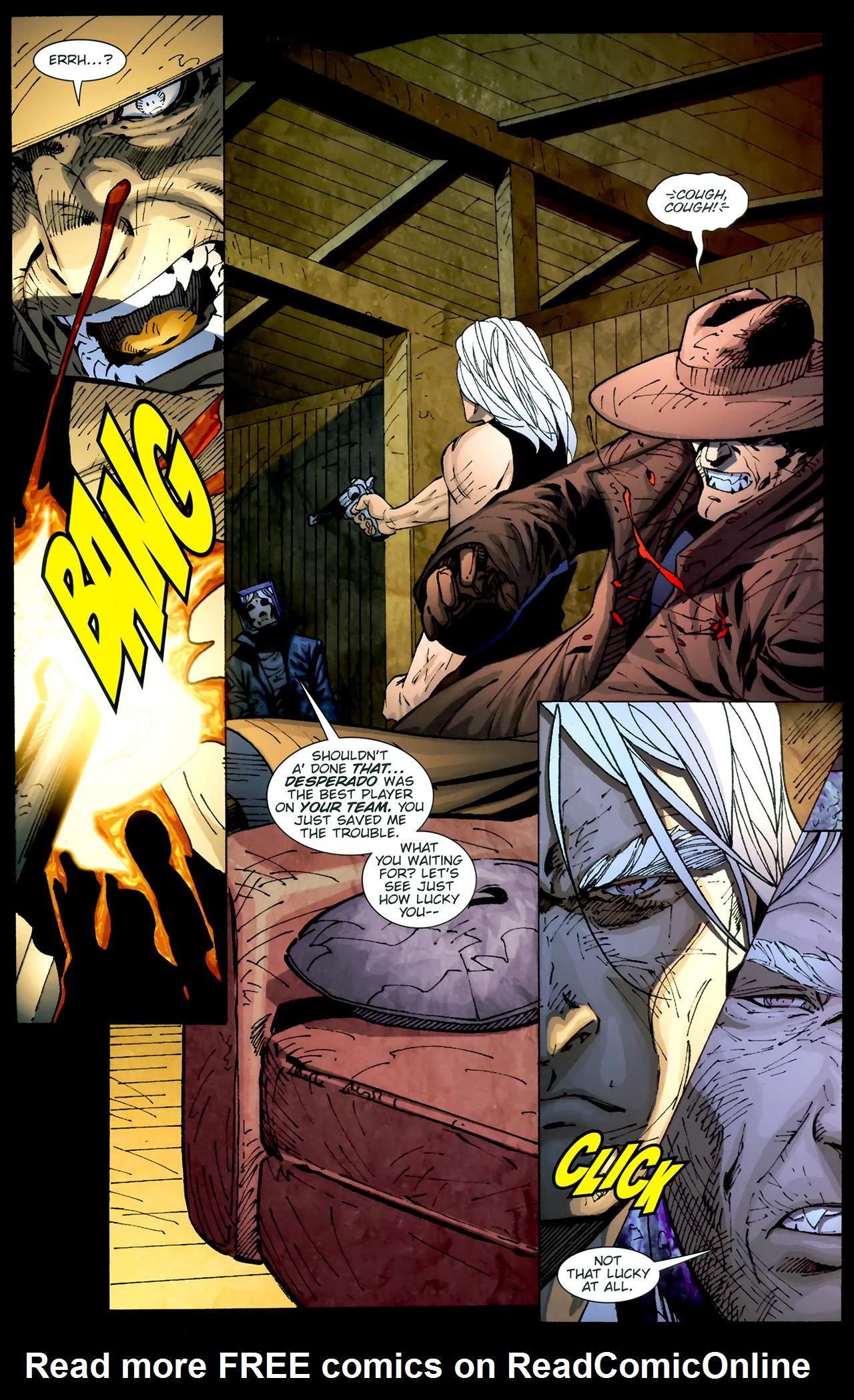 Read online Dead Romeo comic -  Issue #6 - 10