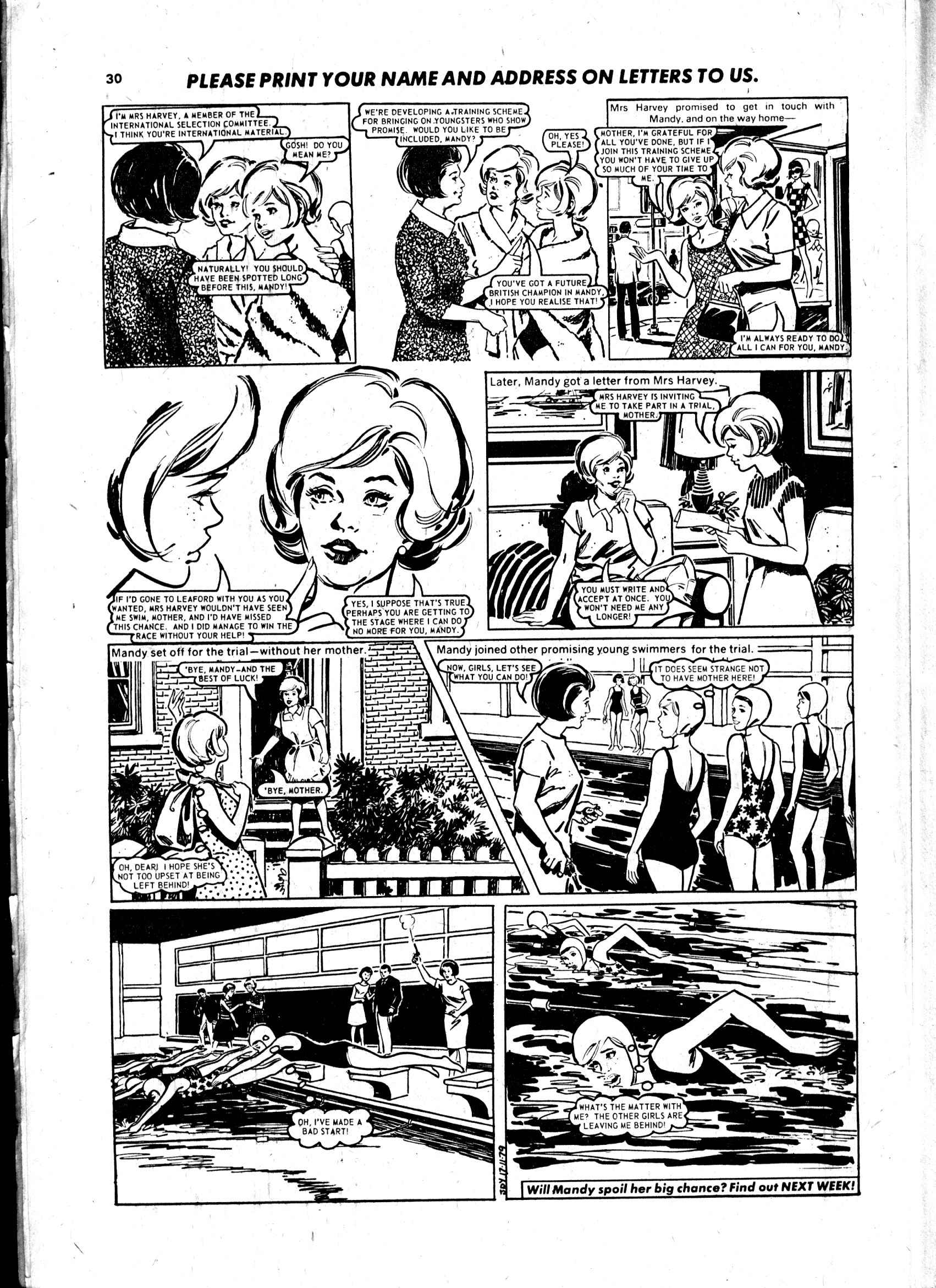 Read online Judy comic -  Issue #36 - 30