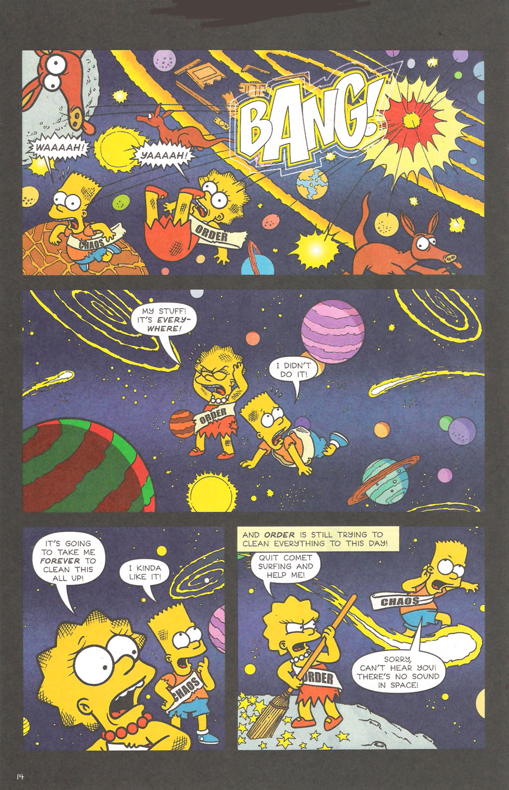 Read online Simpsons Comics comic -  Issue #111 - 15