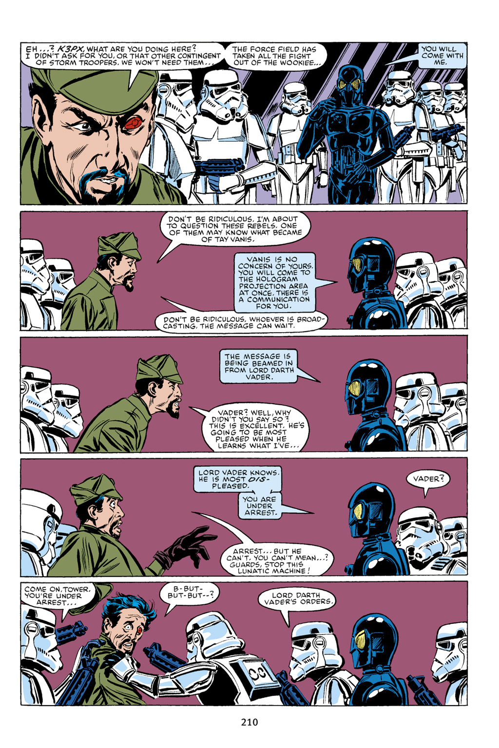 Read online Star Wars Omnibus comic -  Issue # Vol. 18 - 197