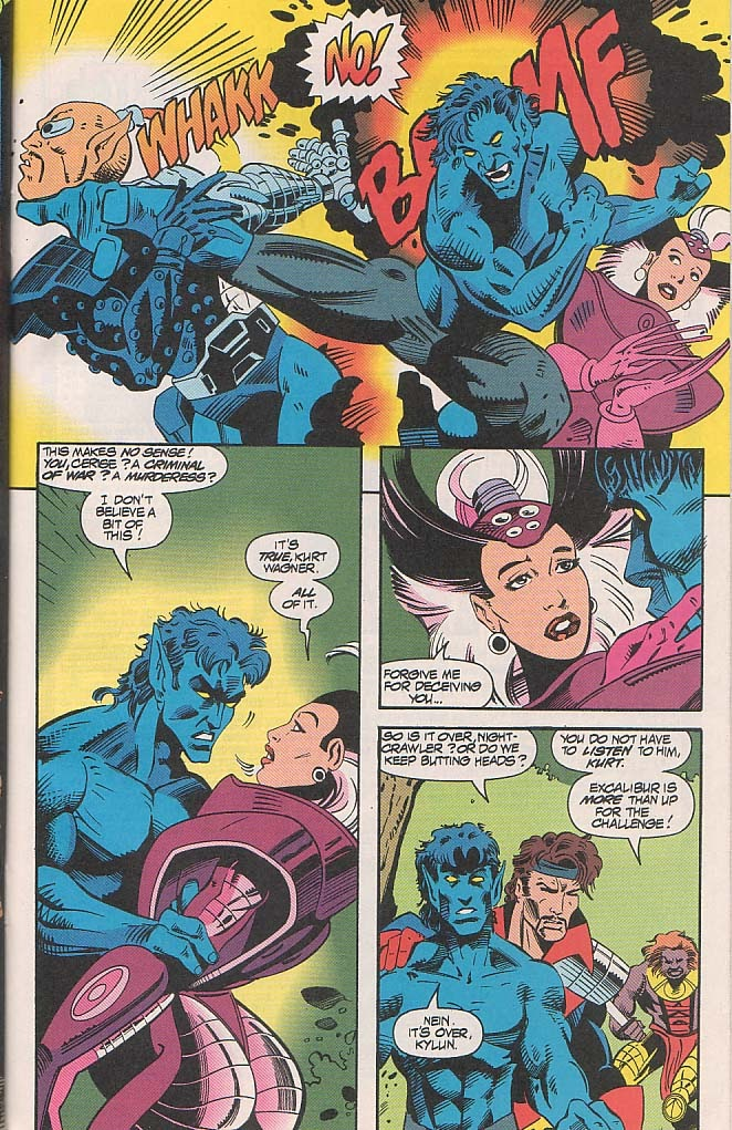 Excalibur (1988) issue 68 - Page 21