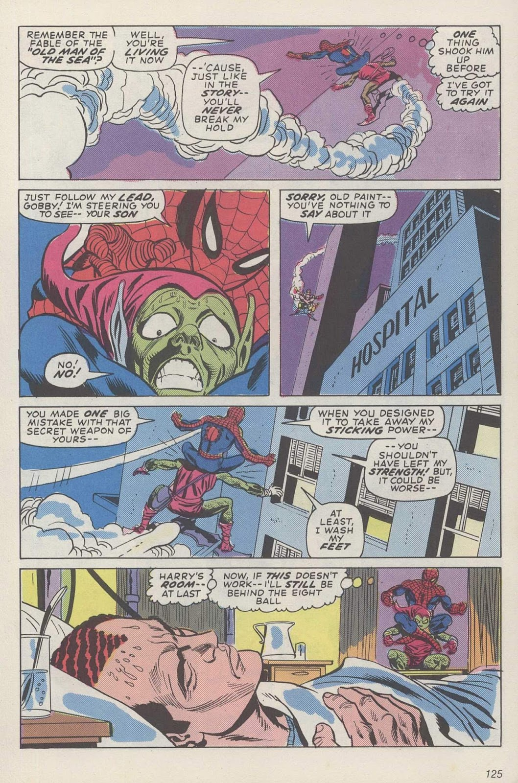 The Amazing Spider-Man (1979) issue TPB - Page 127