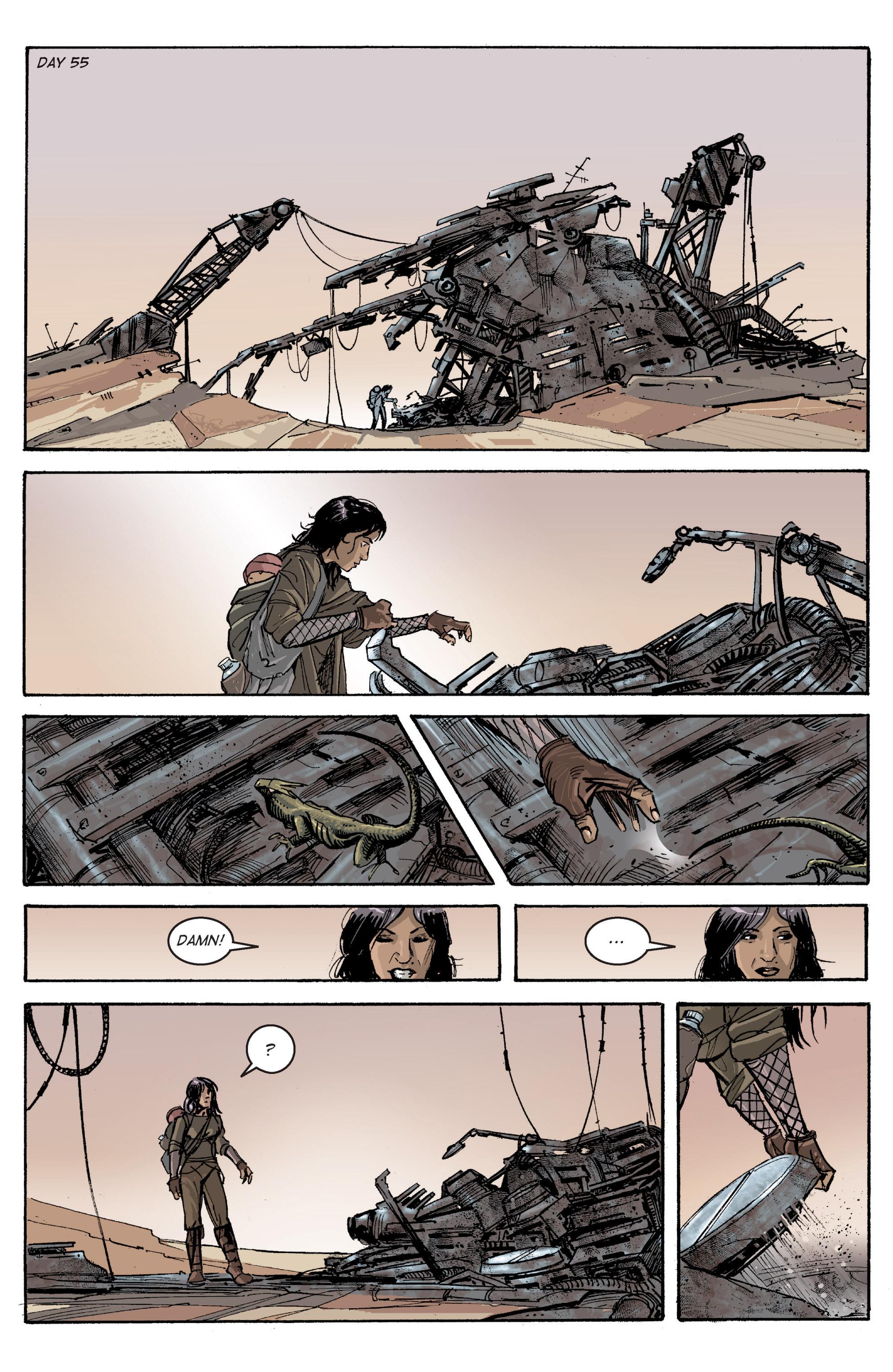 Read online Planetoid comic -  Issue # TPB - 91