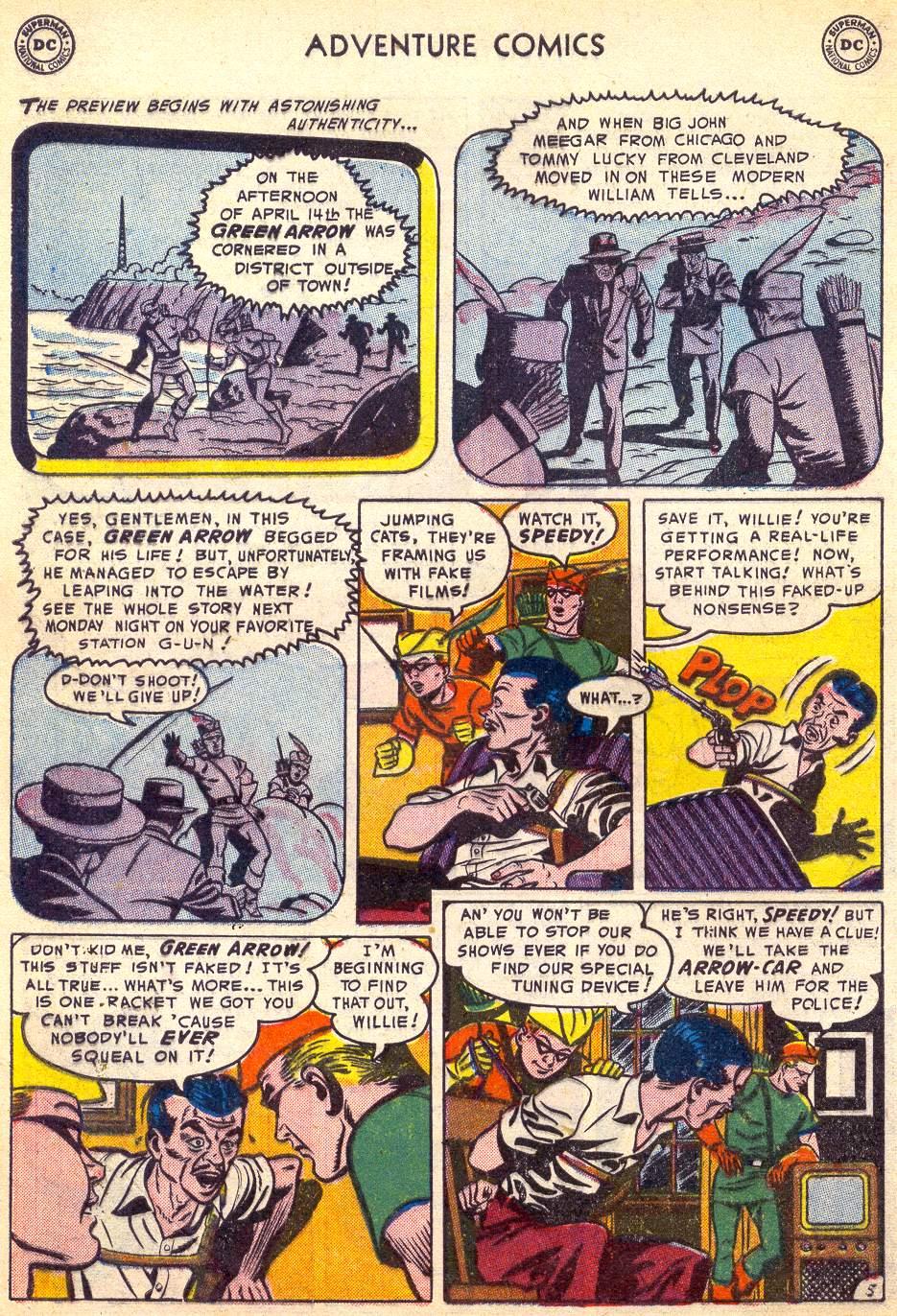 Read online Adventure Comics (1938) comic -  Issue #197 - 38
