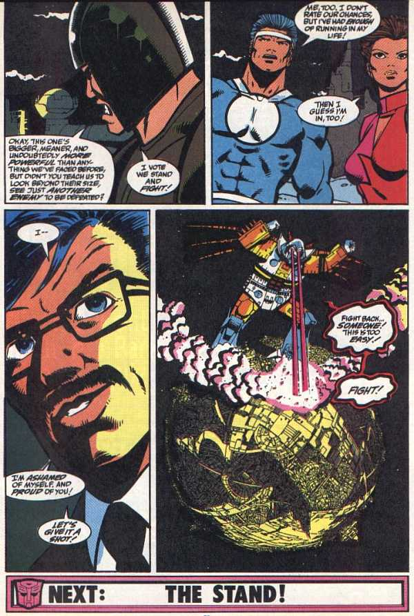 The Transformers (UK) 319 Page 9