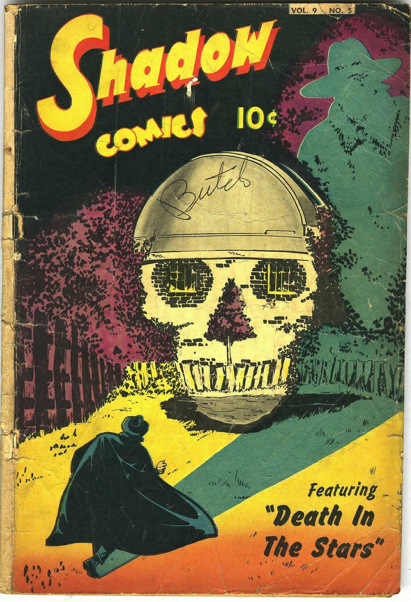 Shadow Comics #101 #94 - English 1