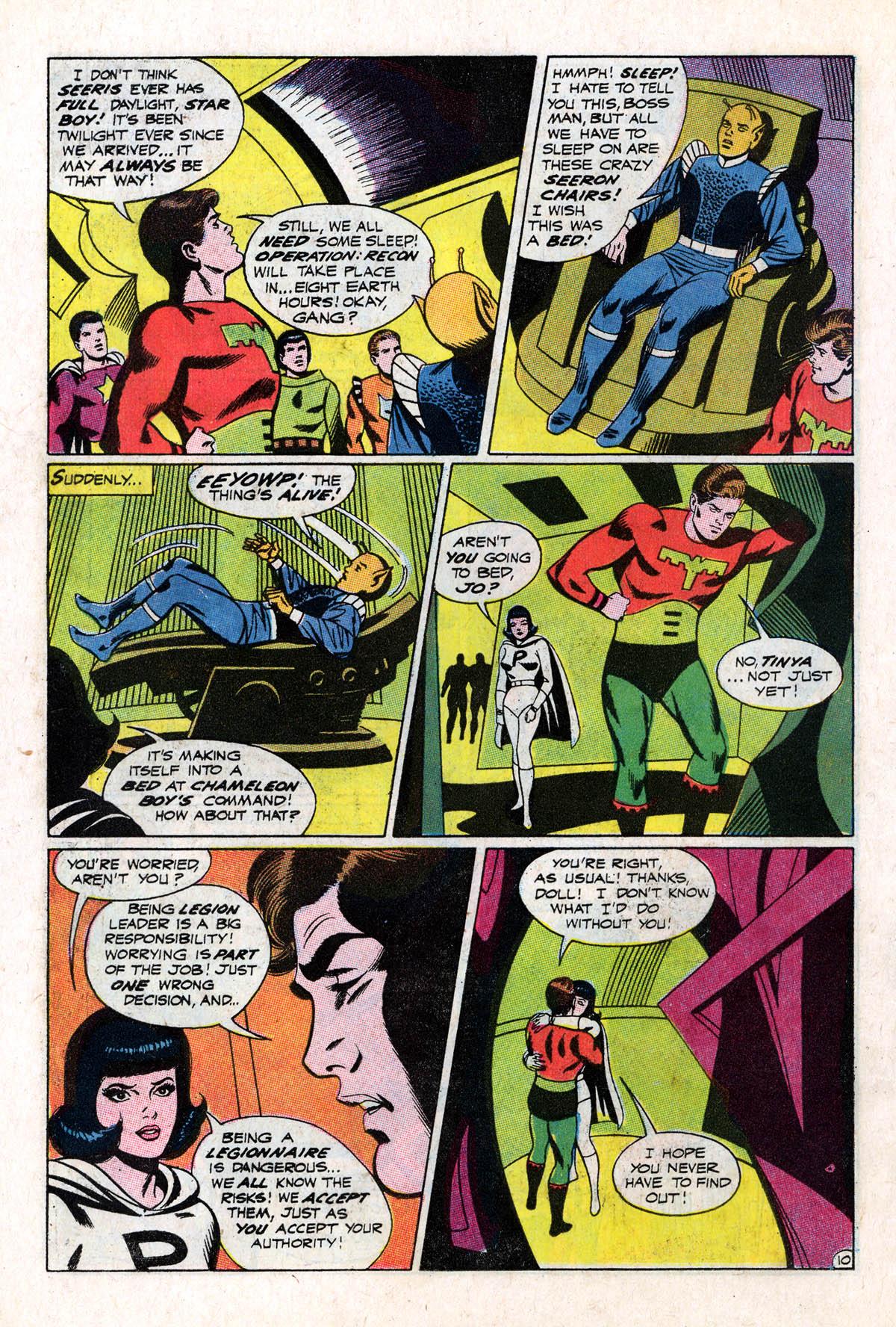 Read online Adventure Comics (1938) comic -  Issue #379 - 14