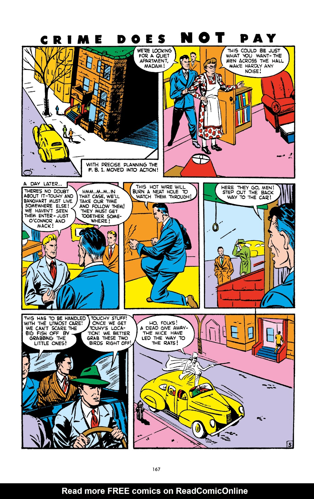 Read online Crime Does Not Pay Archives comic -  Issue # TPB 2 (Part 2) - 67