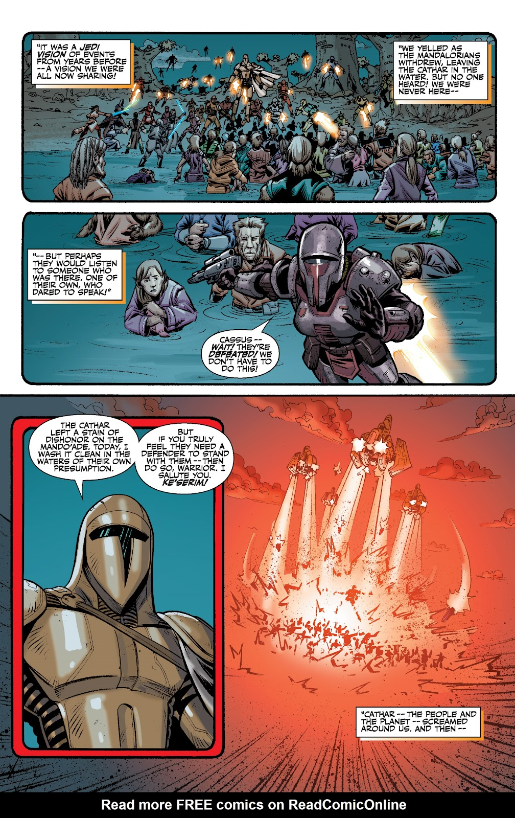 Read online Star Wars Legends: The Old Republic - Epic Collection comic -  Issue # TPB 3 (Part 2) - 9