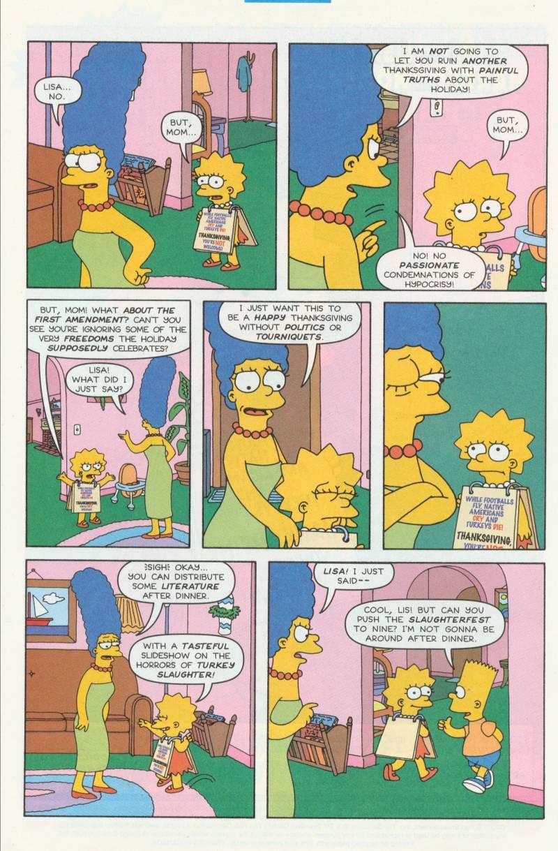 Read online Simpsons Comics comic -  Issue #51 - 3