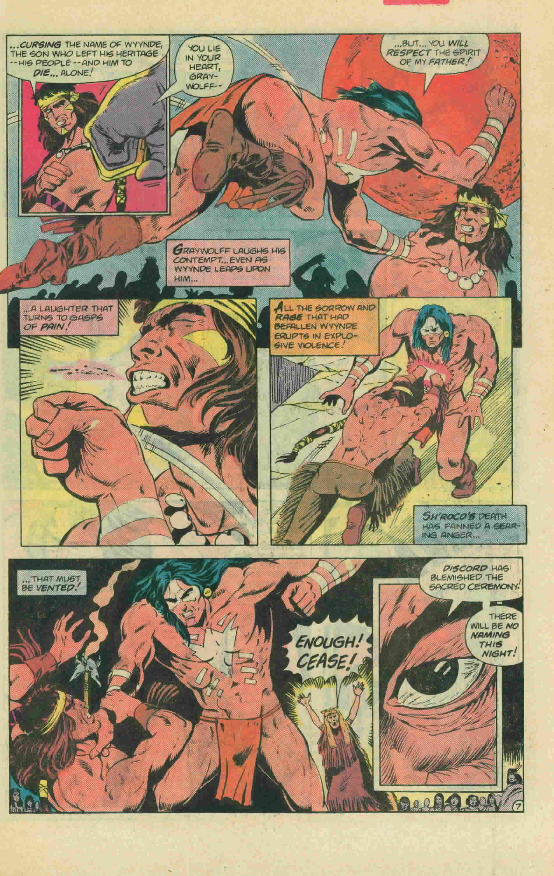 Read online Arion, Lord of Atlantis comic -  Issue #13 - 12