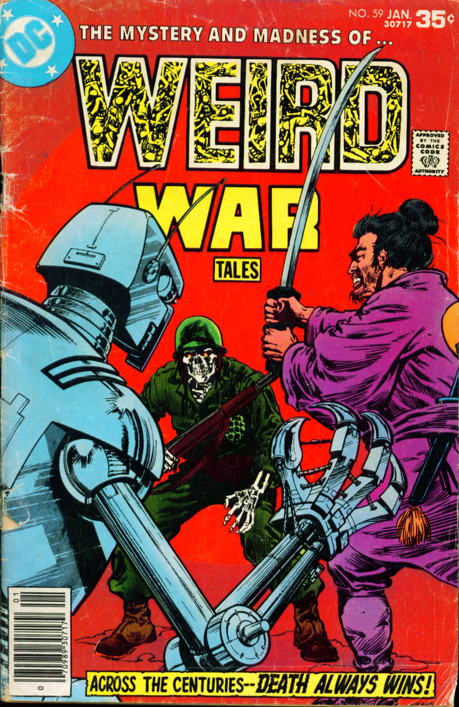 Weird War Tales (1971) issue 59 - Page 1