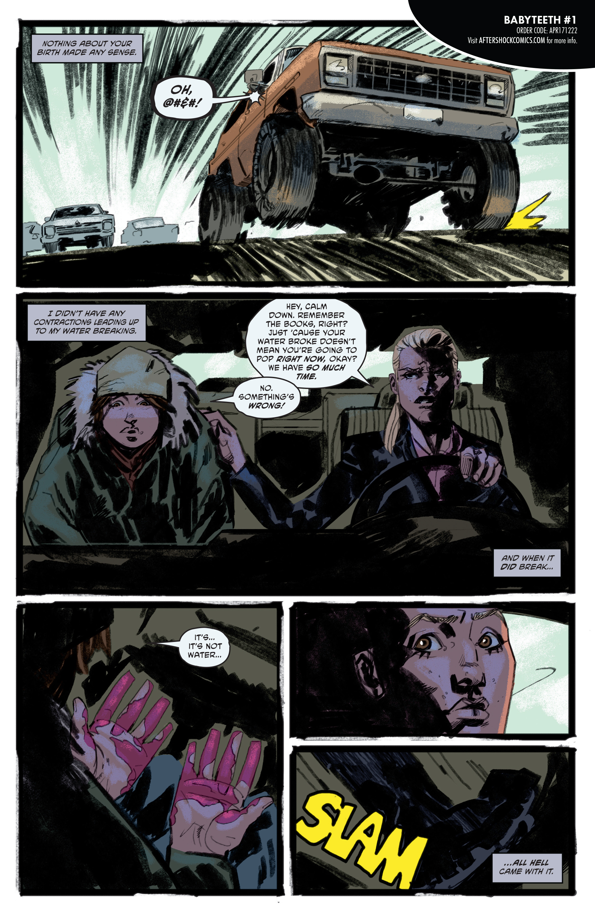 Read online Blood Blister comic -  Issue #2 - 28