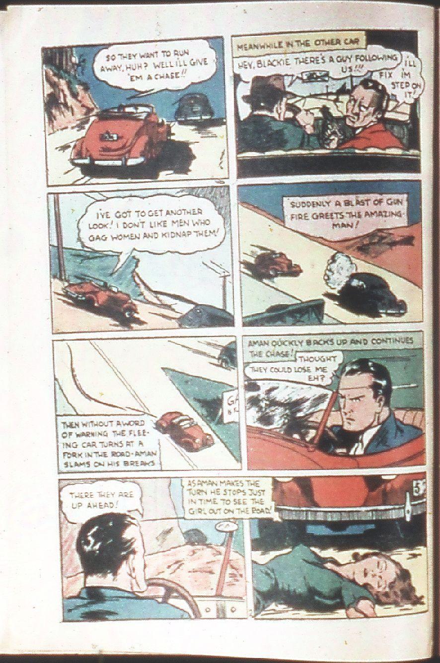 Read online Amazing Man Comics comic -  Issue #18 - 4