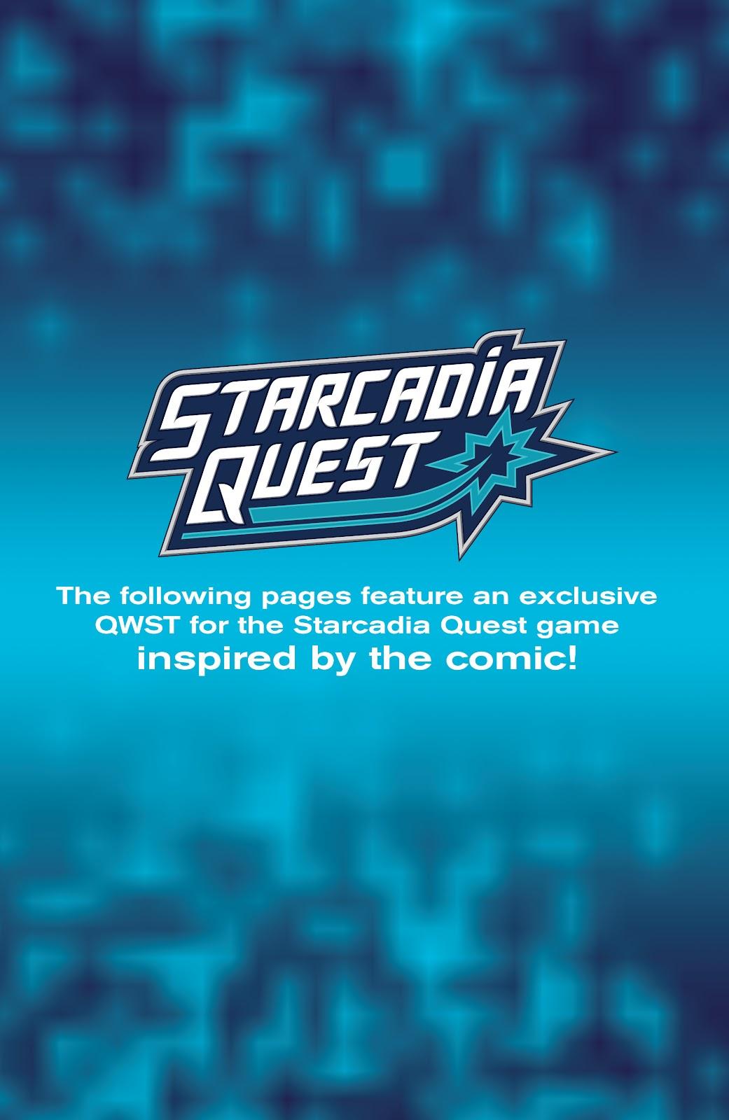 Read online Starcadia Quest comic -  Issue #3 - 23