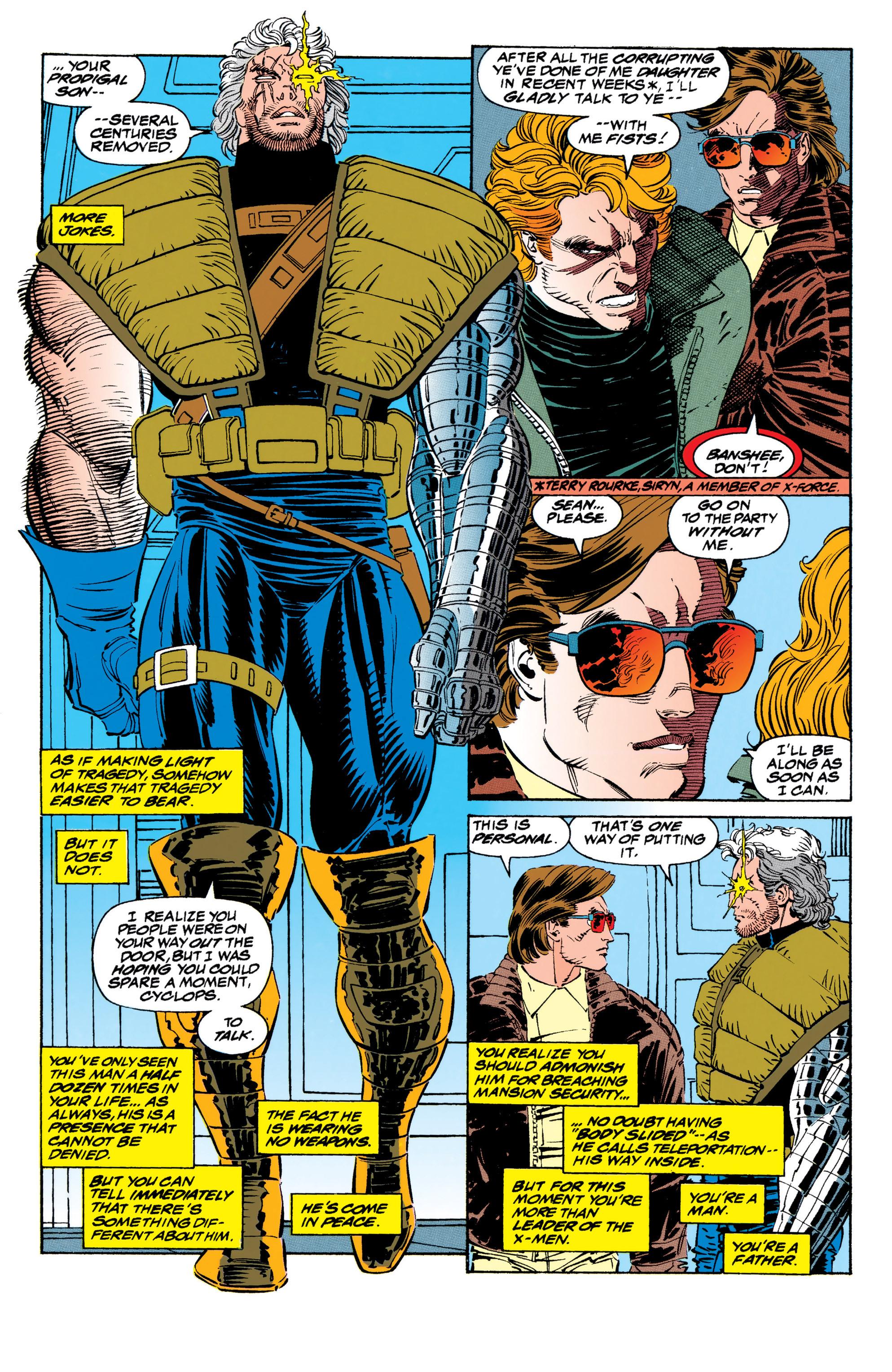 Read online Uncanny X-Men (1963) comic -  Issue #310 - 5