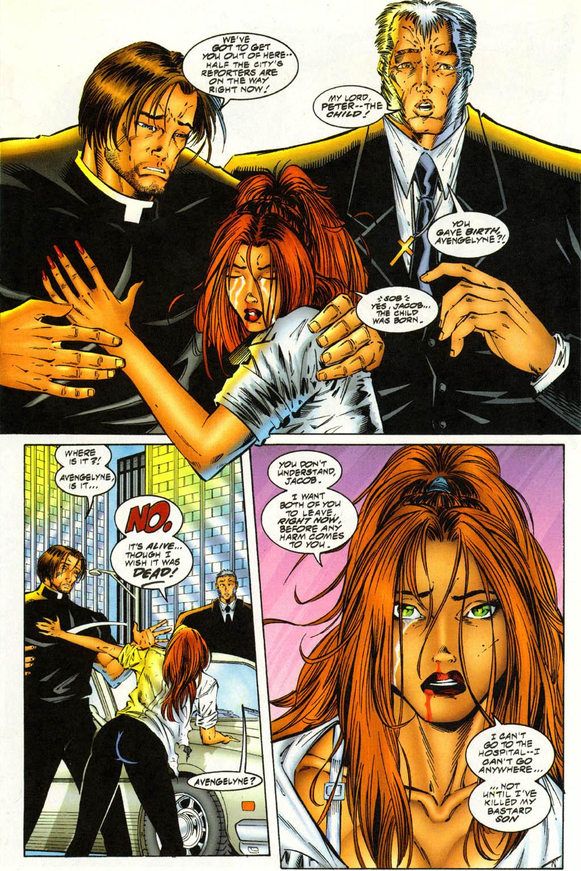 Read online Avengelyne (1996) comic -  Issue #3 - 9