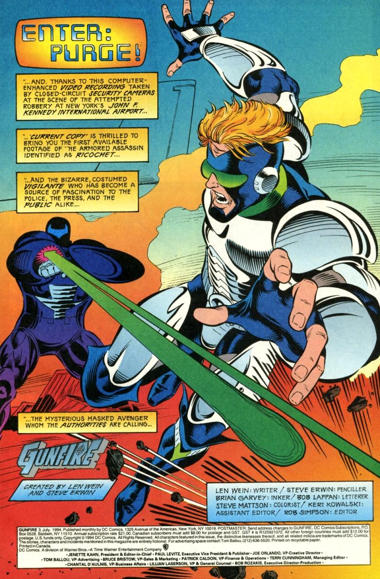 Read online Gunfire comic -  Issue #3 - 3