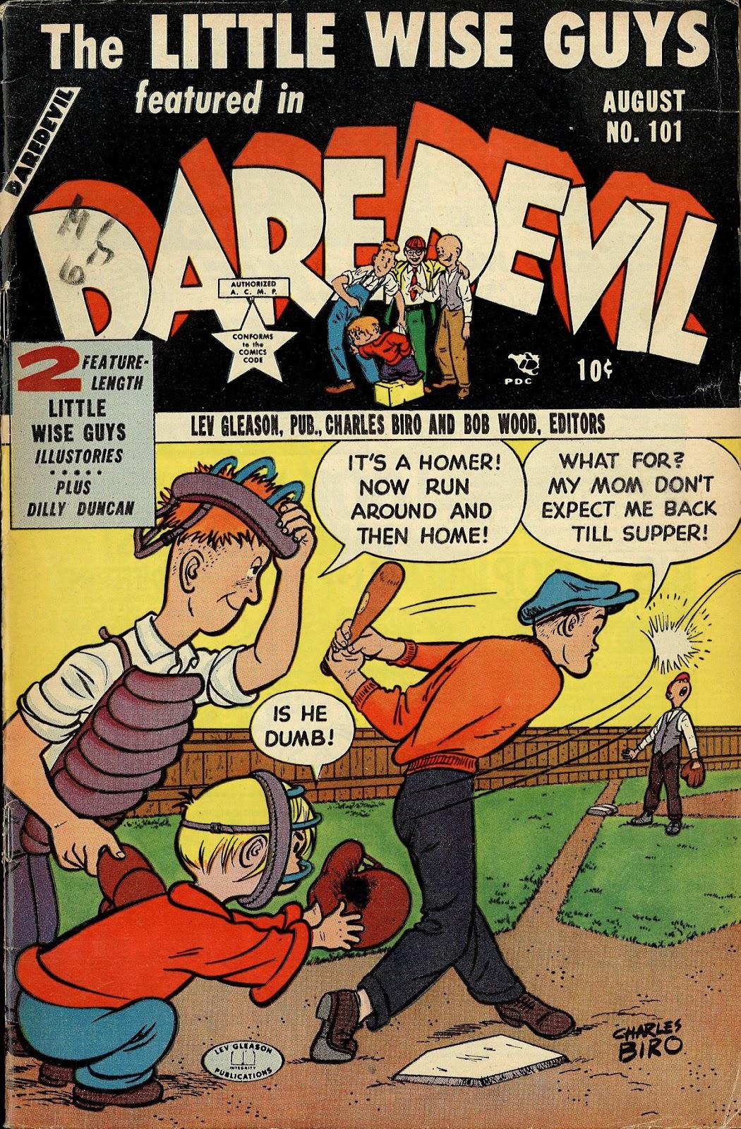 Daredevil (1941) issue 101 - Page 1