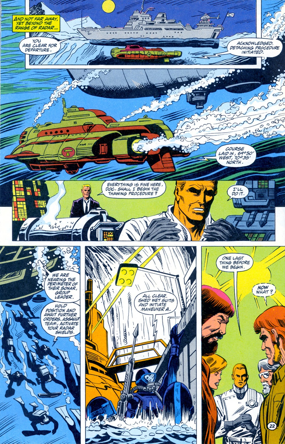 Doc Savage (1988) issue 11 - Page 24