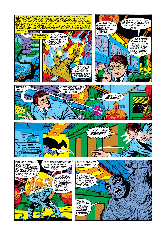 Read online Amazing Adventures (1970) comic -  Issue #14 - 14