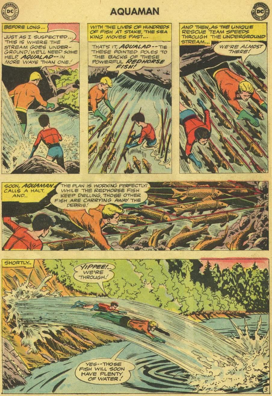 Read online Aquaman (1962) comic -  Issue #8 - 5