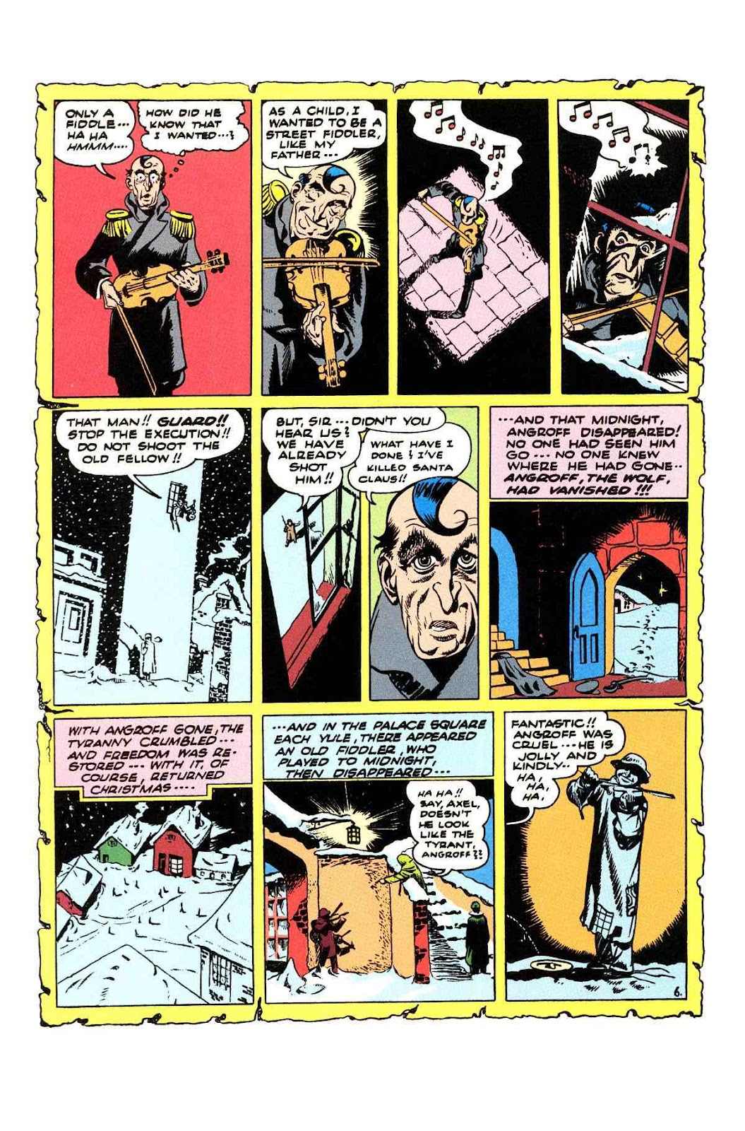 Read online Will Eisner's The Spirit Archives comic -  Issue # TPB 3 (Part 2) - 107