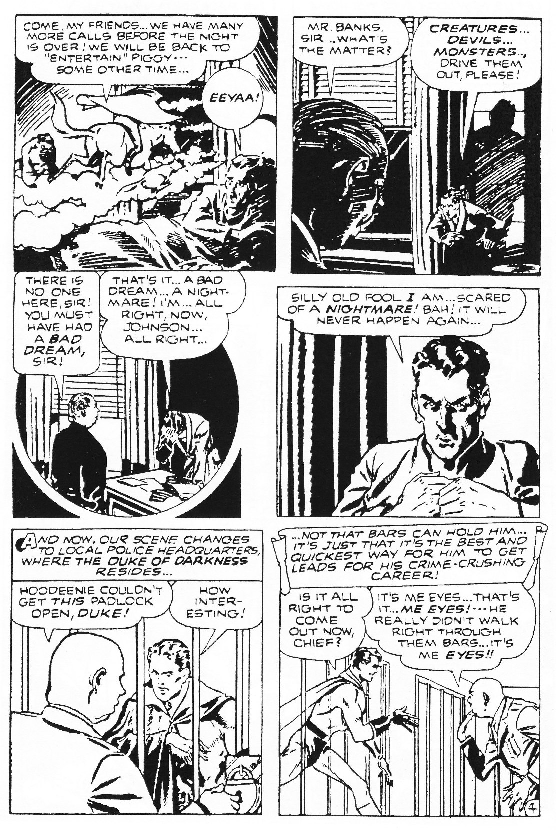 Read online Men of Mystery Comics comic -  Issue #72 - 6