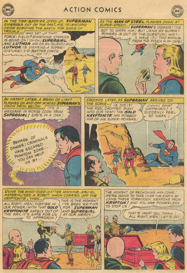 Read online Action Comics (1938) comic -  Issue #298 - 29