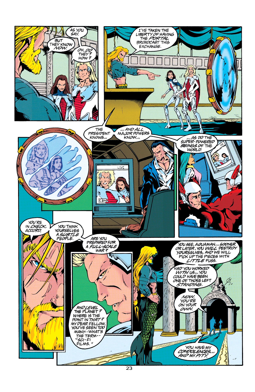 Read online Aquaman (1994) comic -  Issue #25 - 24