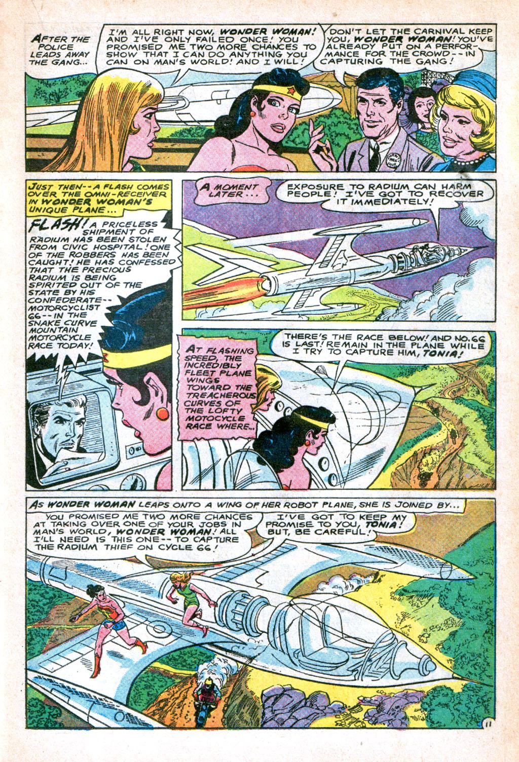 Read online Wonder Woman (1942) comic -  Issue #173 - 17