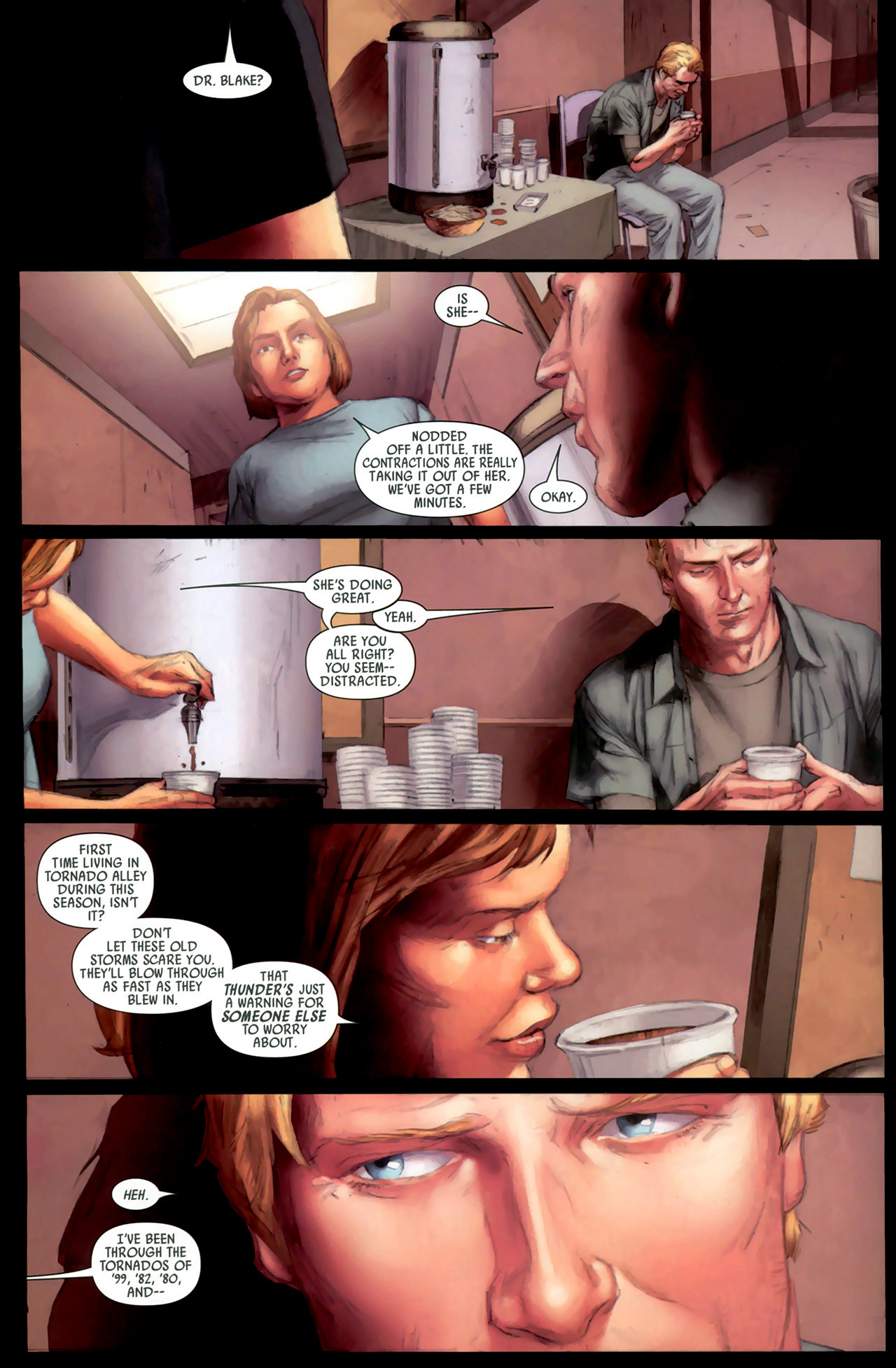 Read online Secret Invasion: Thor comic -  Issue #2 - 6