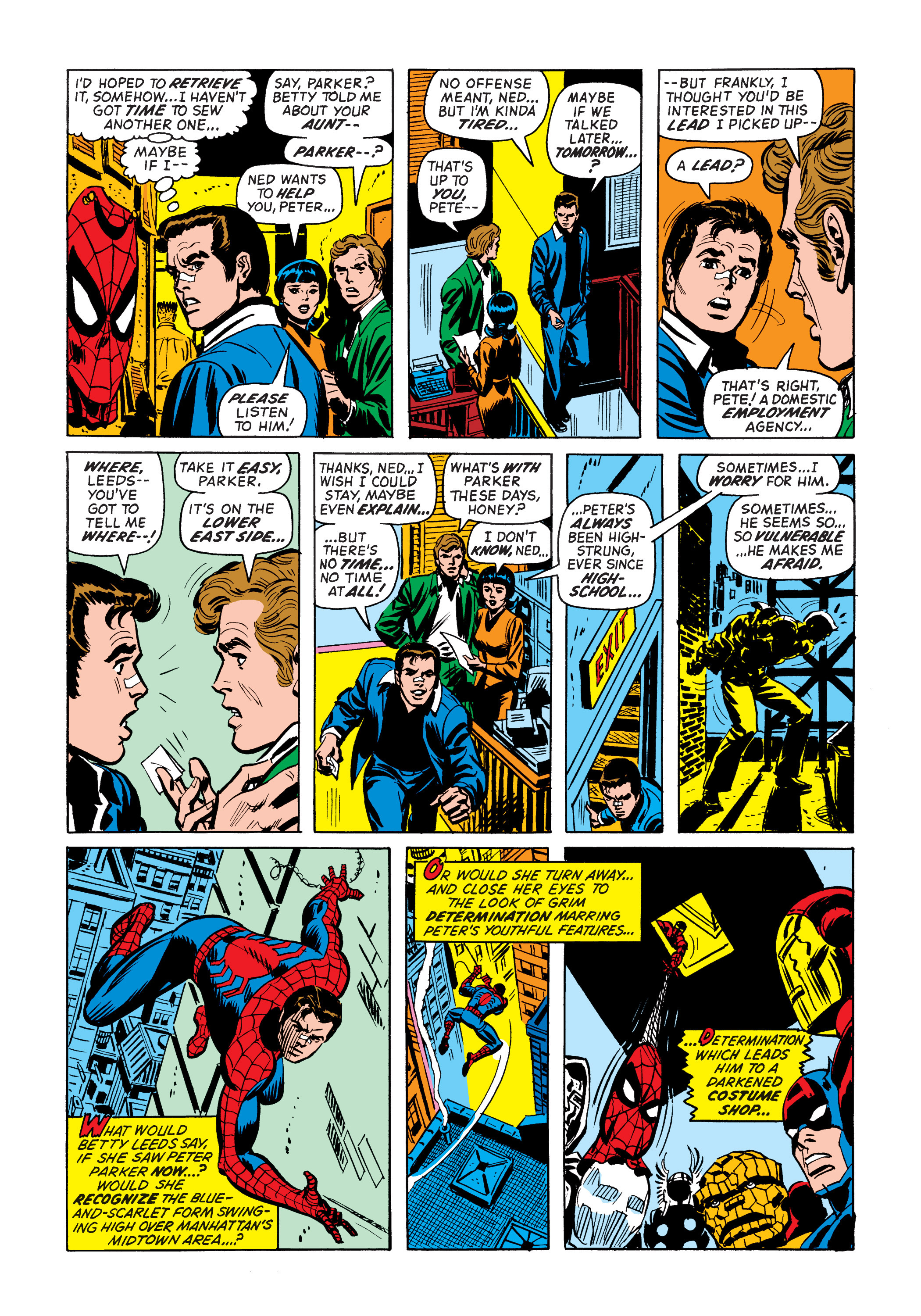 The Amazing Spider-Man (1963) 113 Page 14