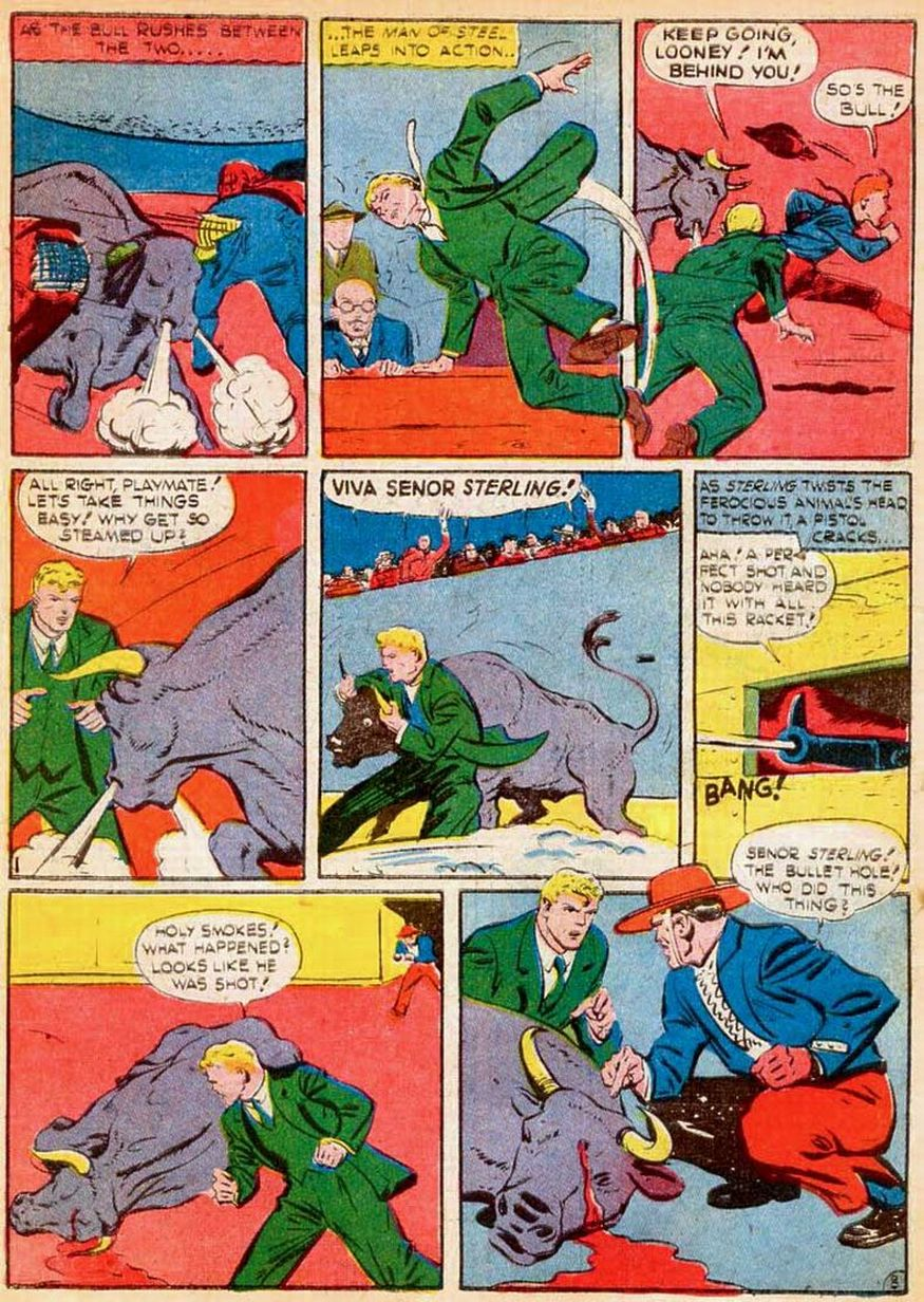 Zip Comics issue 19 - Page 10