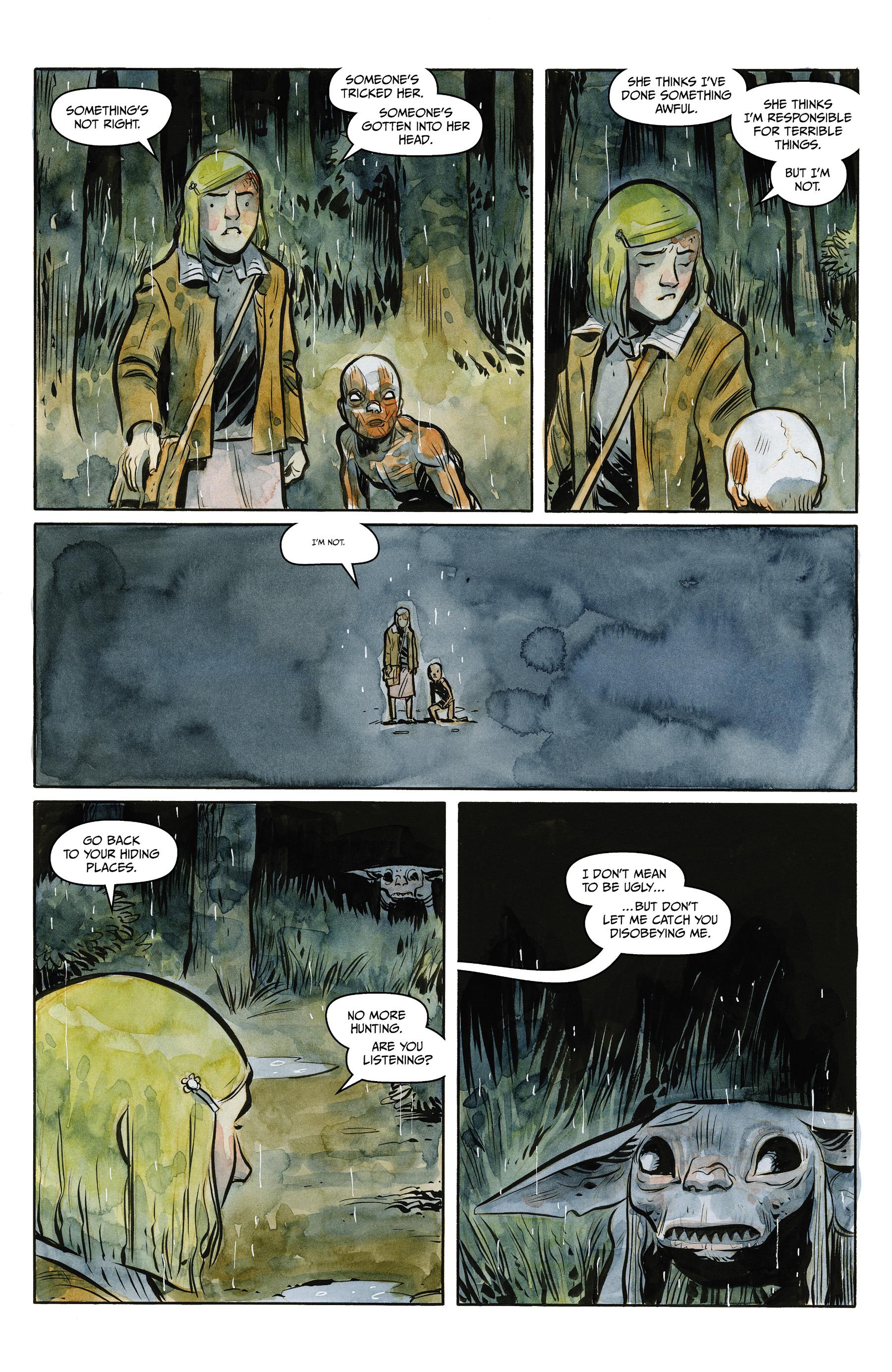 Read online Harrow County comic -  Issue #24 - 11