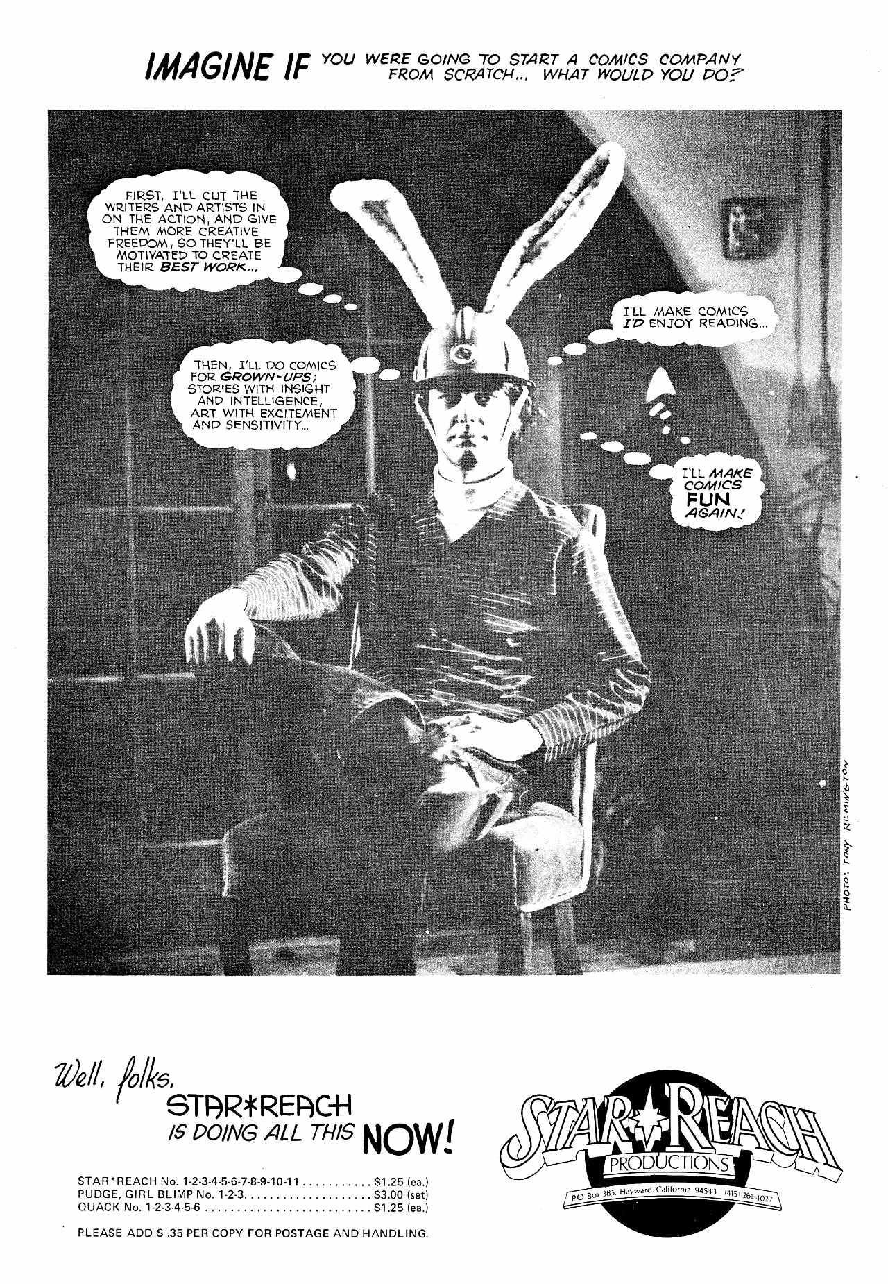 Read online Star*Reach comic -  Issue #11 - 49