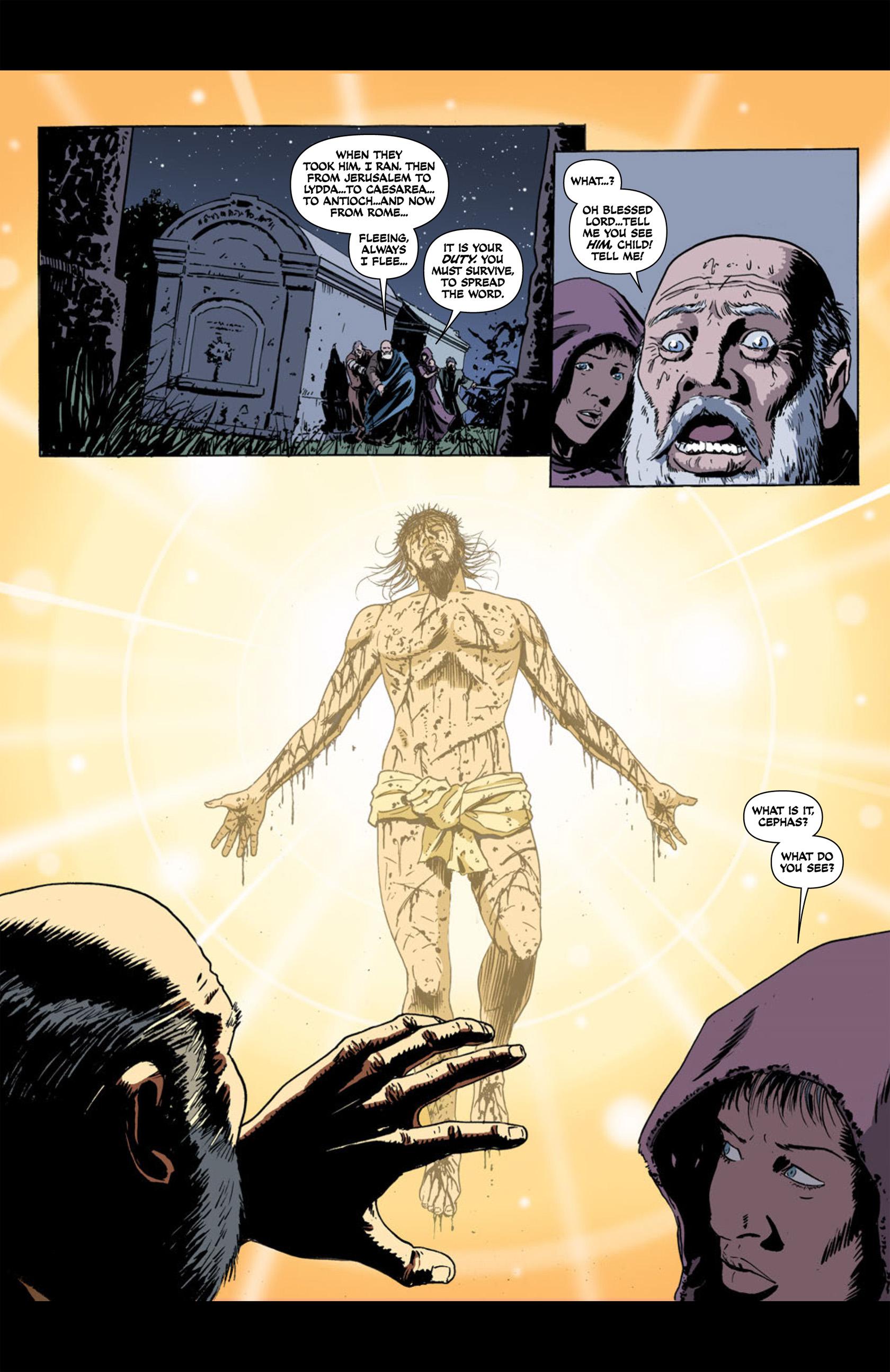 Read online Aquila comic -  Issue #2 - 32