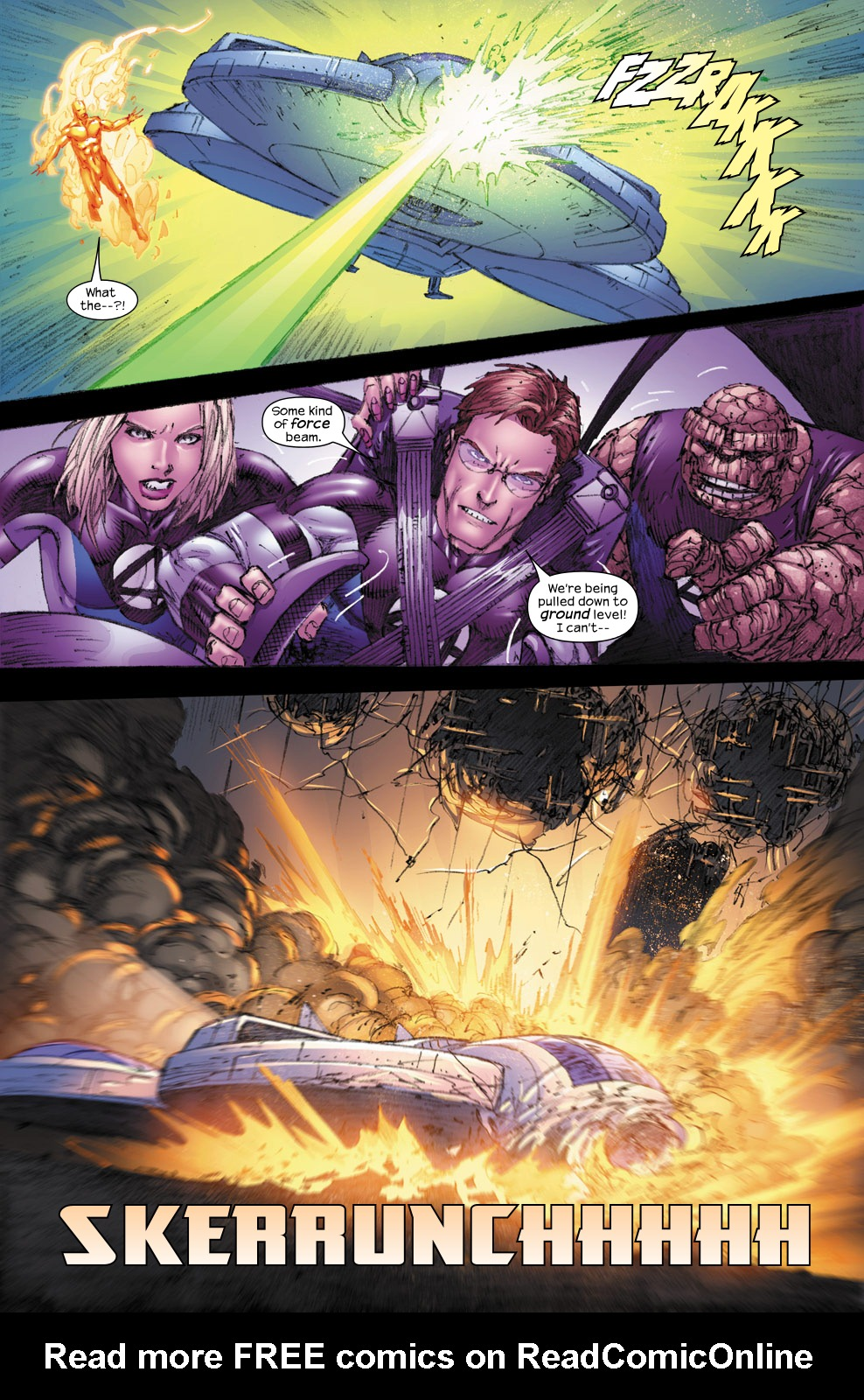 Read online Ultimate Fantastic Four (2004) comic -  Issue #54 - 22