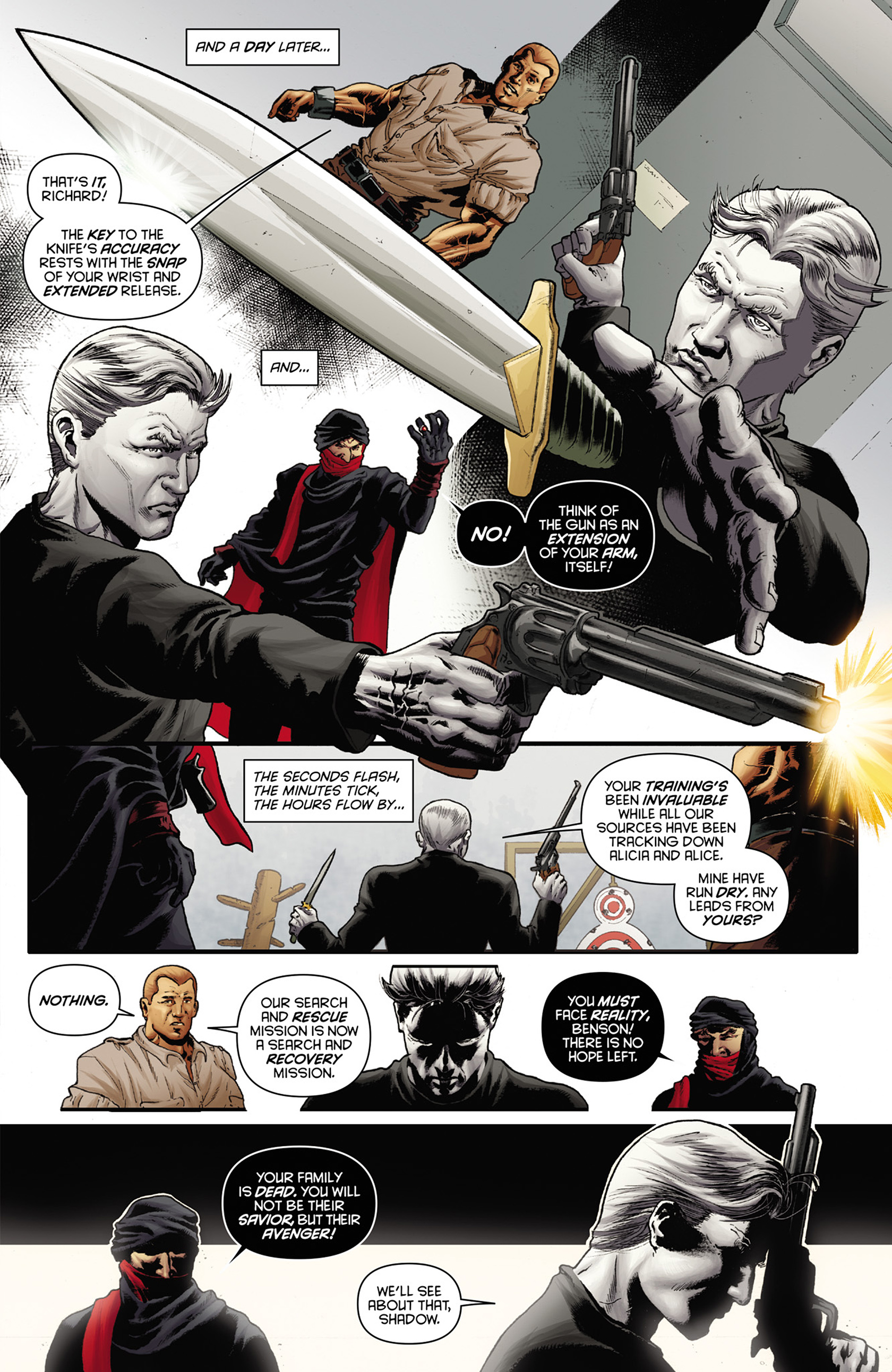 Read online Justice, Inc. comic -  Issue #3 - 24