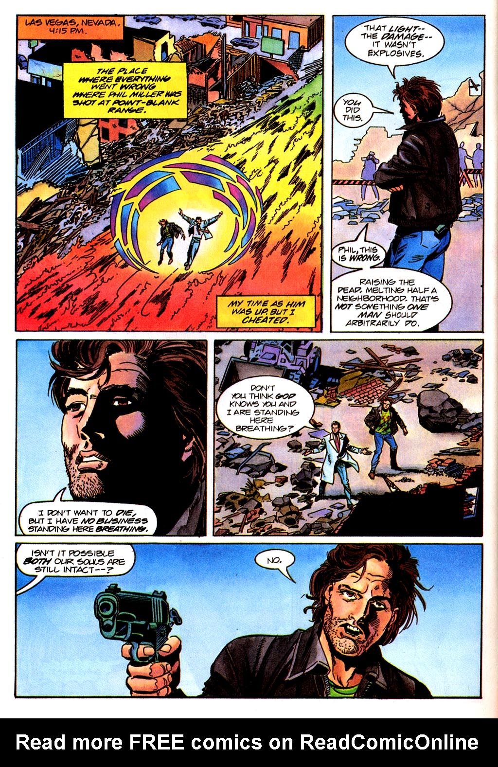 Read online Solar, Man of the Atom comic -  Issue #45 - 19