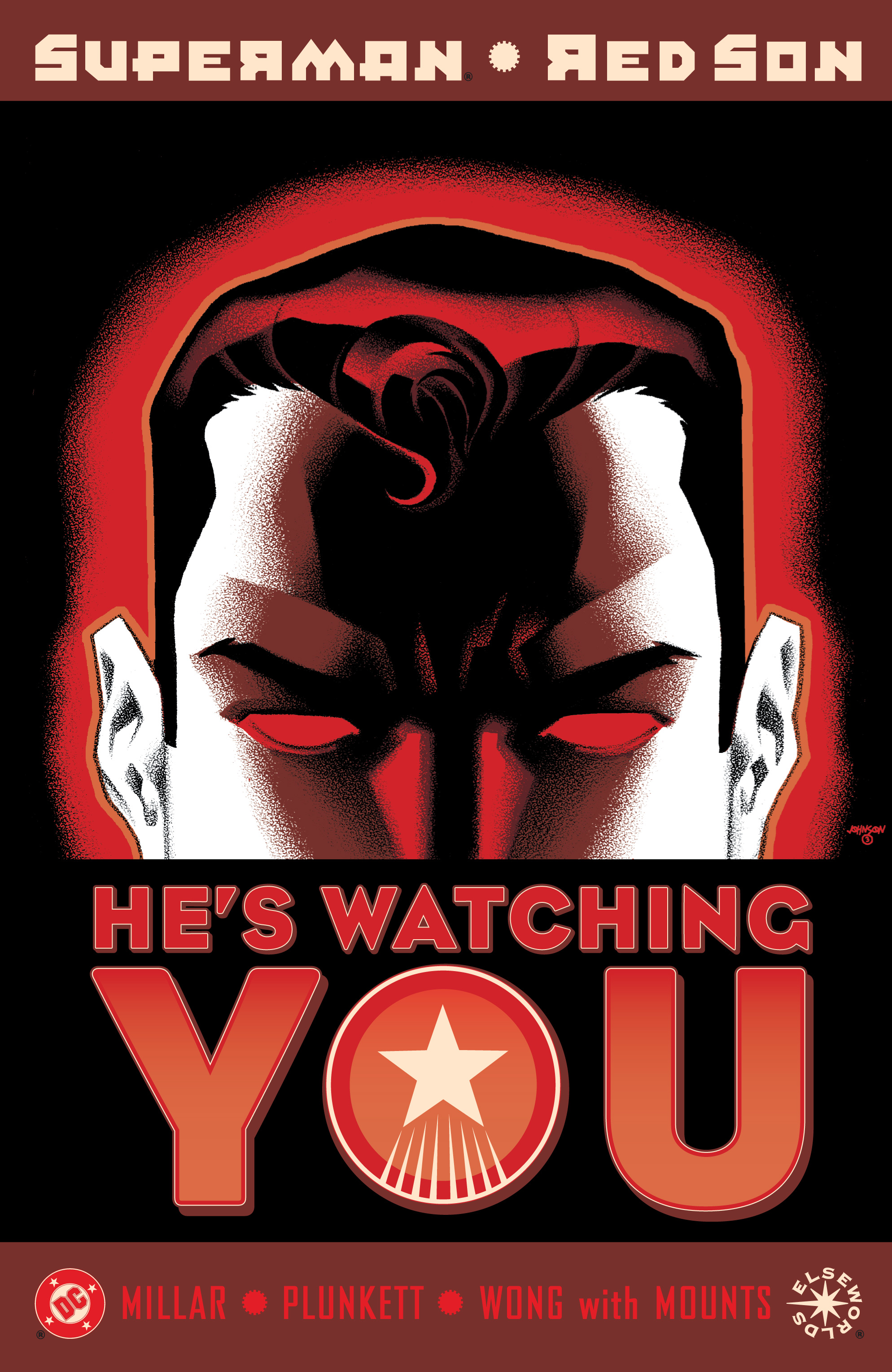 Superman: Red Son 3 Page 1