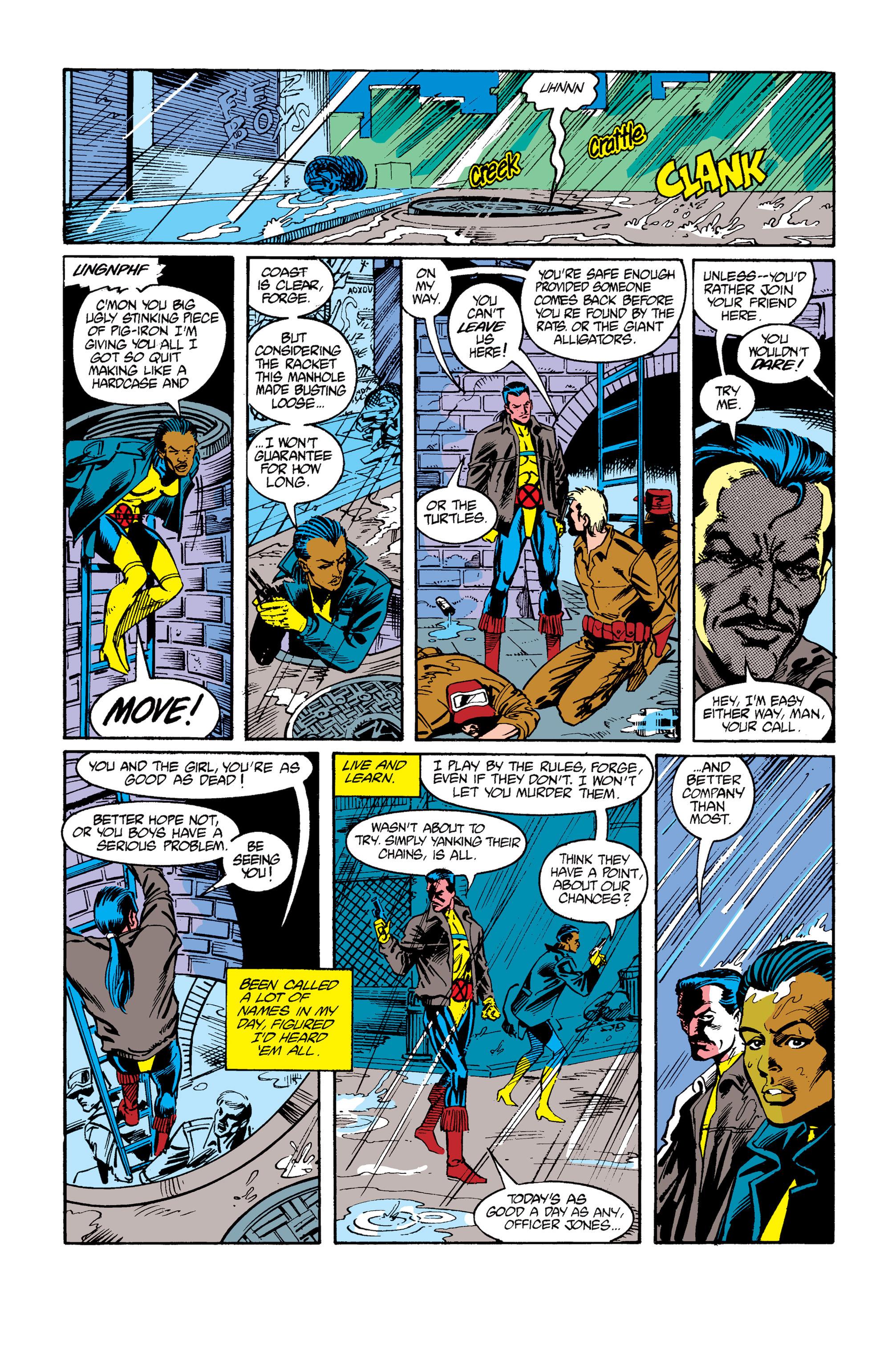 Read online Uncanny X-Men (1963) comic -  Issue #264 - 15