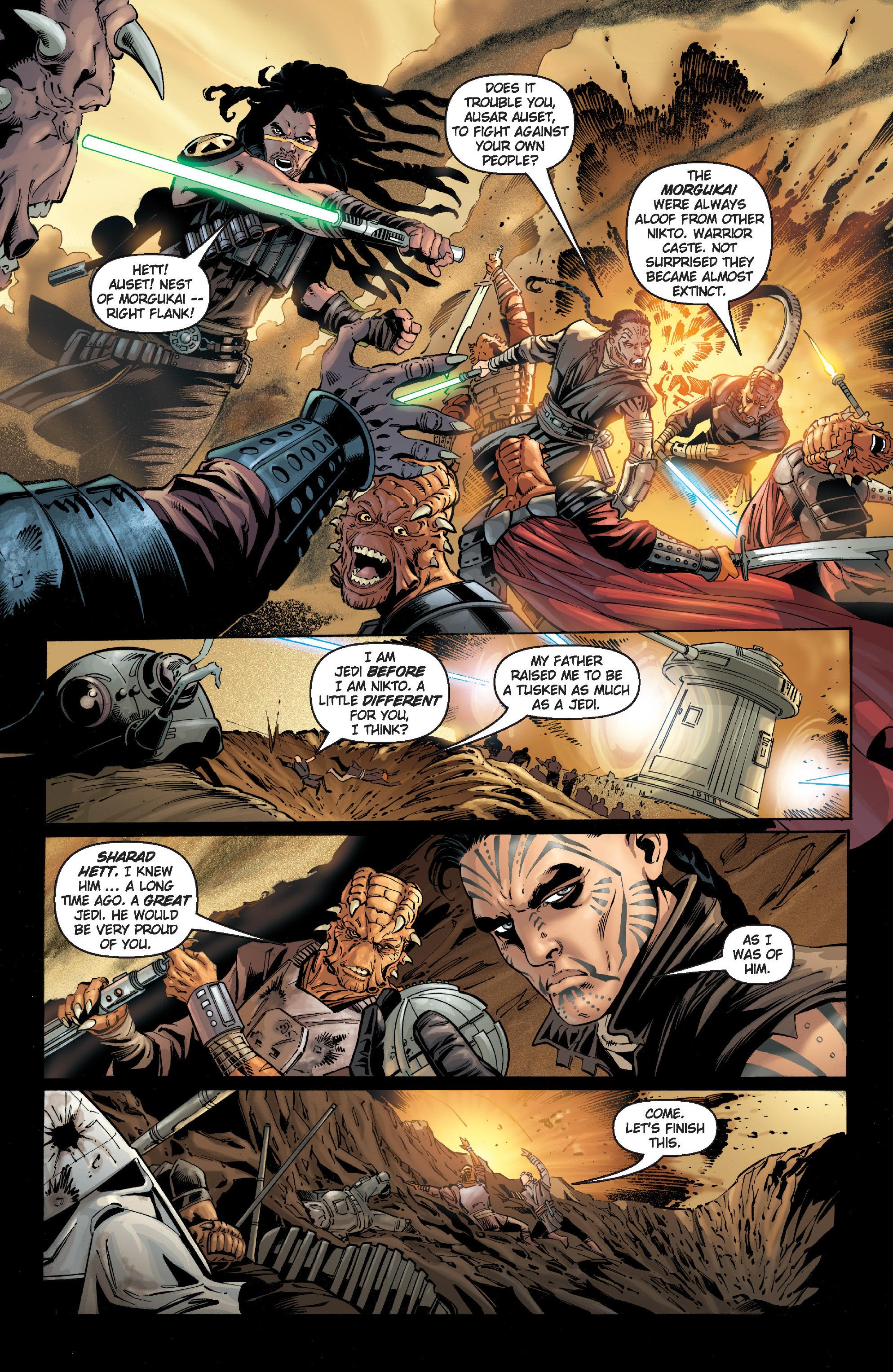 Read online Star Wars Omnibus comic -  Issue # Vol. 26 - 259