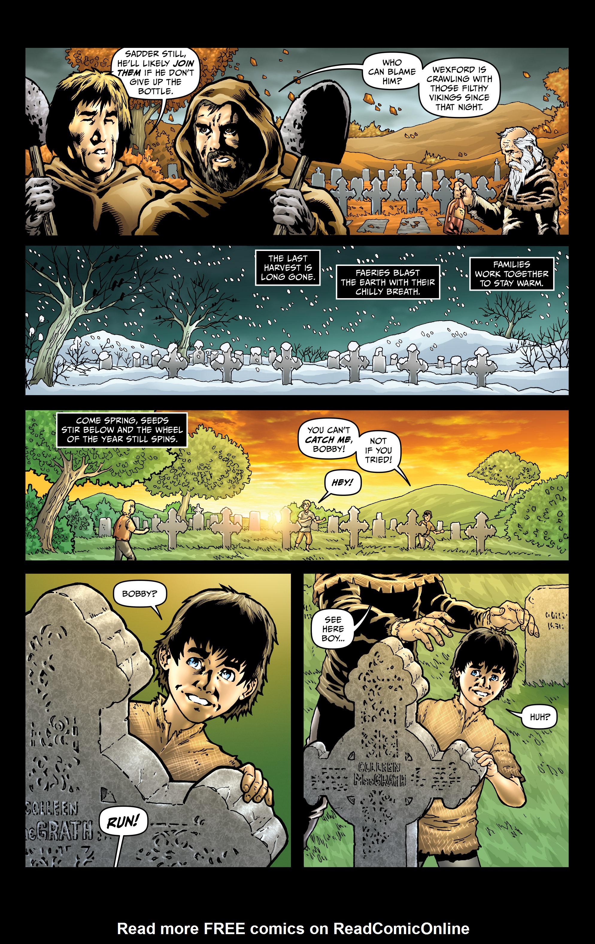 Read online Belladonna: Origins comic -  Issue #1 - 5