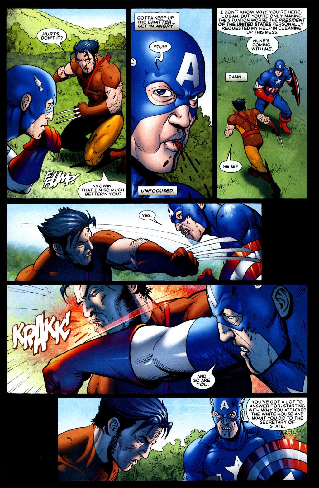Read online Wolverine: Origins comic -  Issue #4 - 10