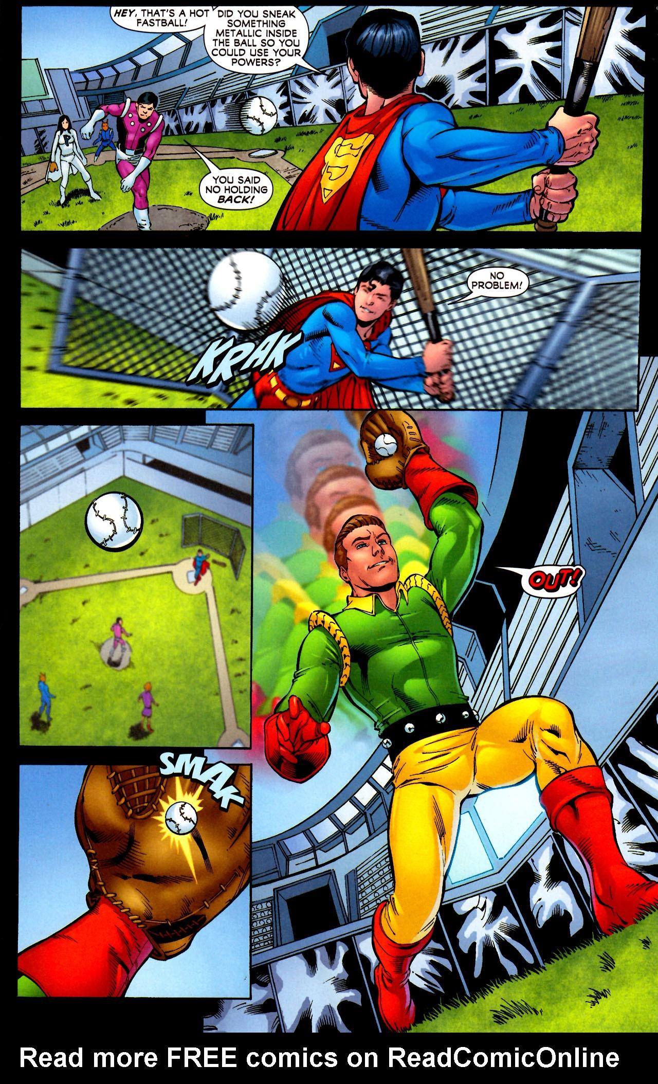 Read online Adventure Comics (2009) comic -  Issue #12 - 18